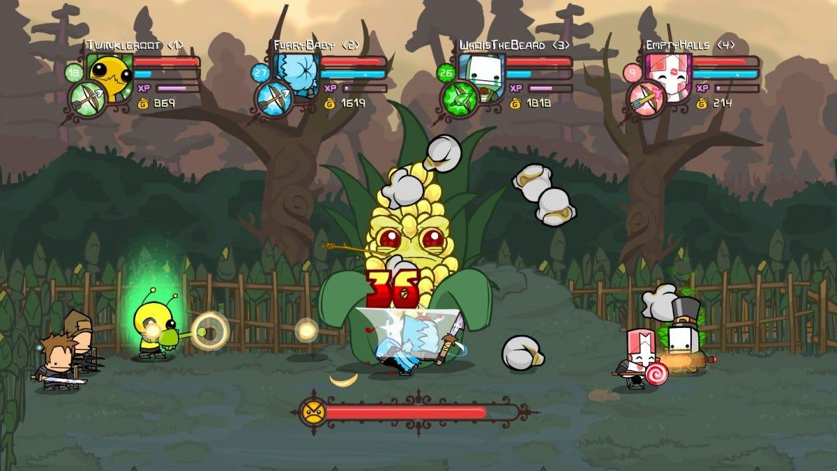 Castle Crashers screenshot