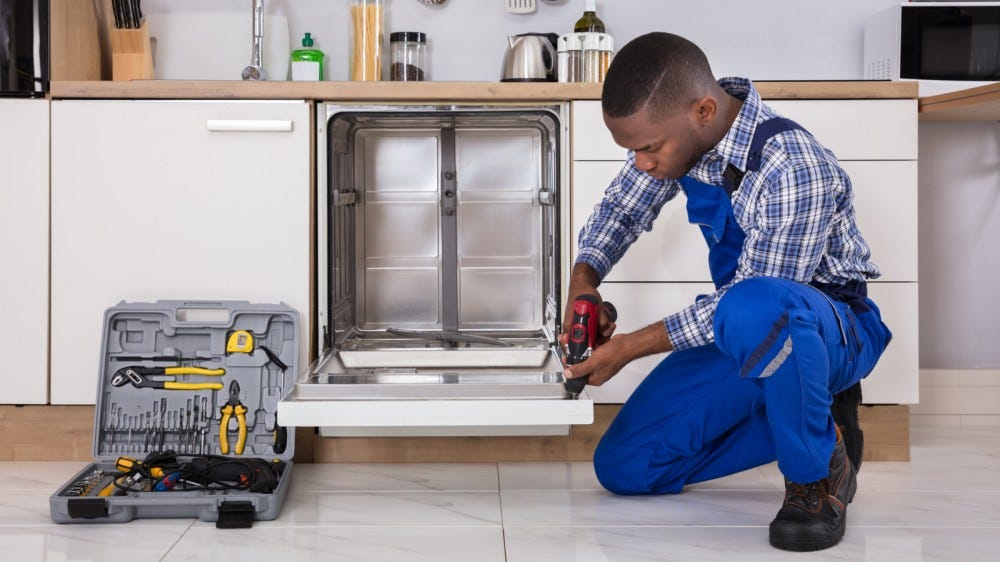 expert home repairs fix appliances plumbing repairs roofing gardening services
