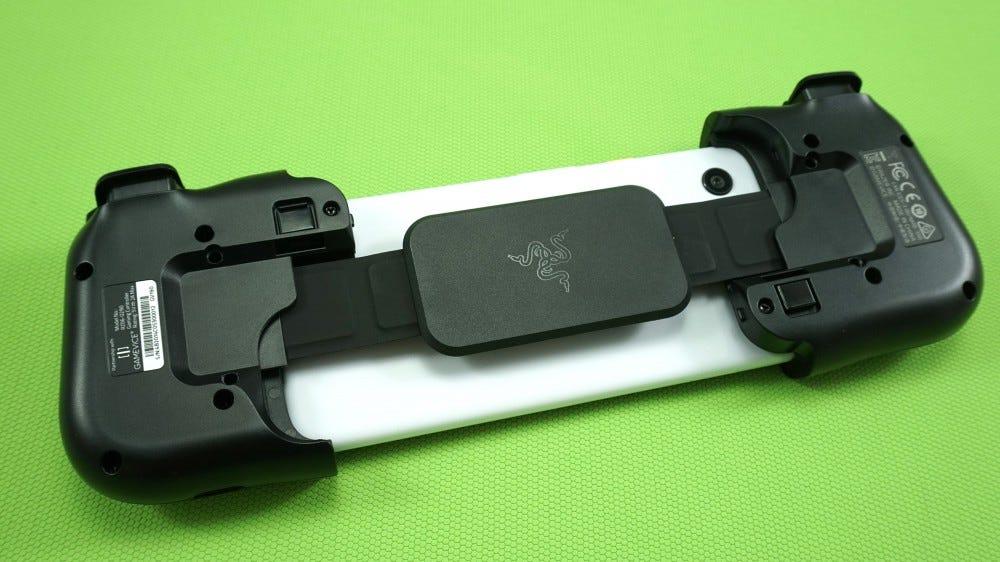 Kishi Controller rear