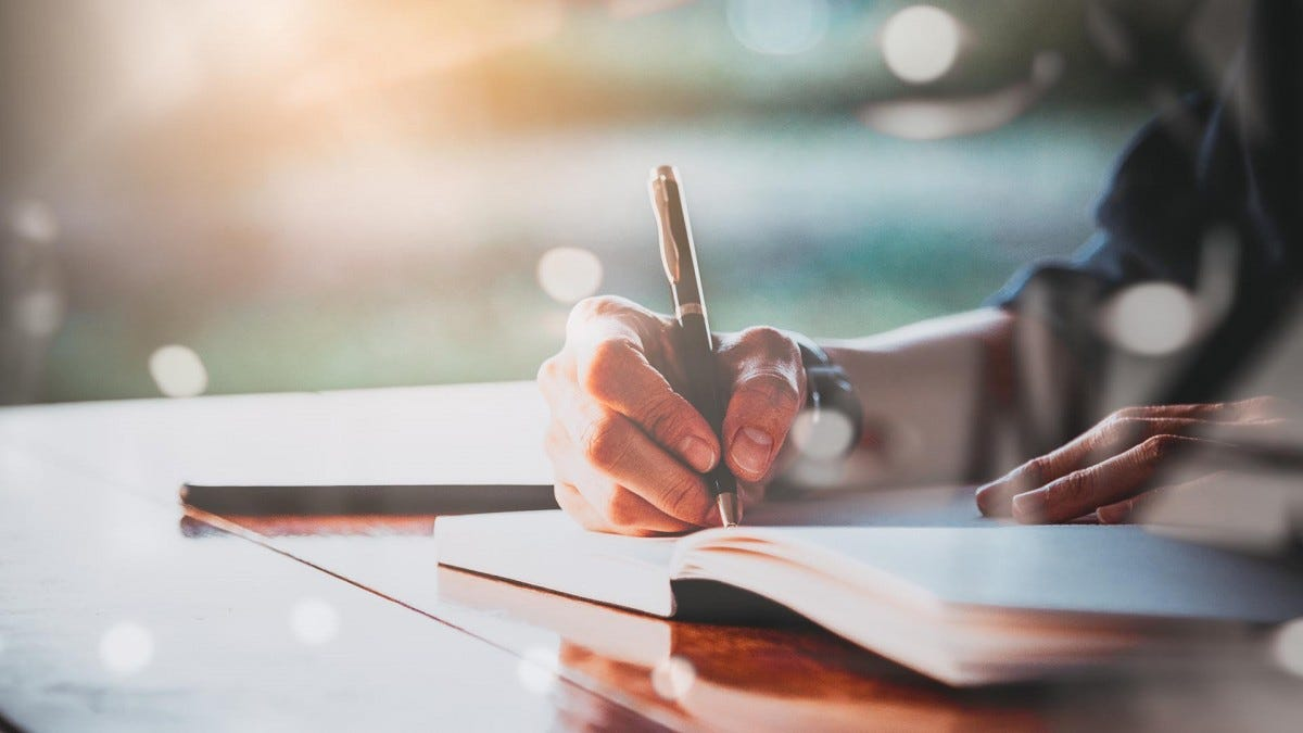 Sure, modern technology is great but there's still plenty of room for stylish pens, classy notebooks, and other gifts for the traditional writer in your ...