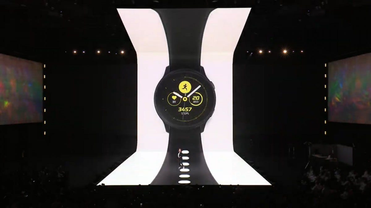 Galaxy Active Watch