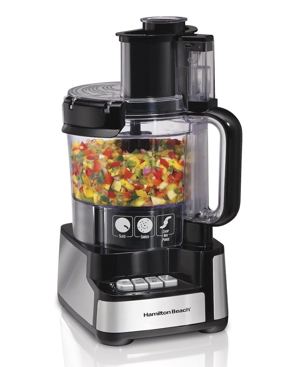 Best All-Rounder: Cuisinart Pro Custom 11-Cup Food Processor ($130)