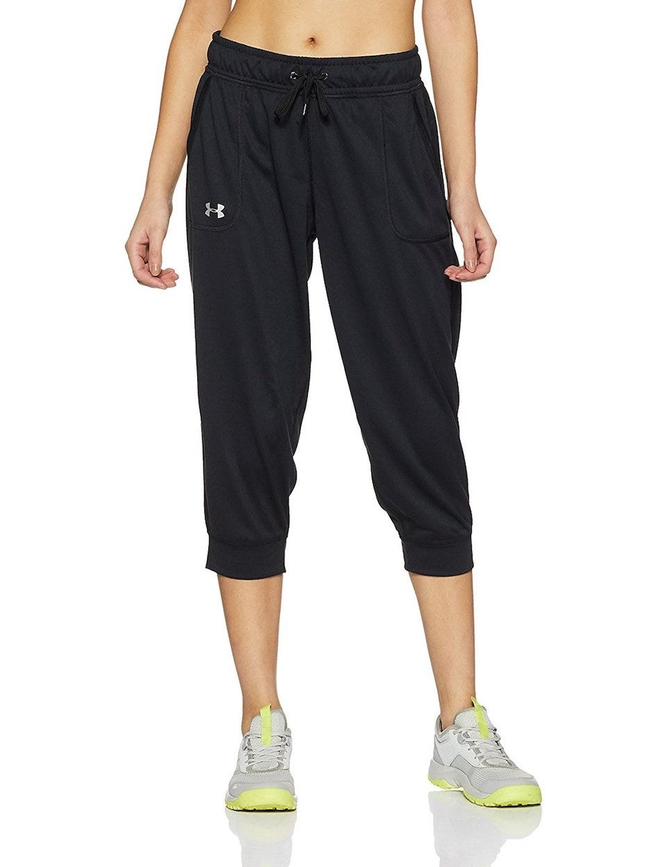 4537f2bd500f2 For women, Under Armour's Women's Tech Capri do a similarly great job as  its its Launch Shorts. Made from ultra-soft fabric, it's quick drying,  wicking away ...