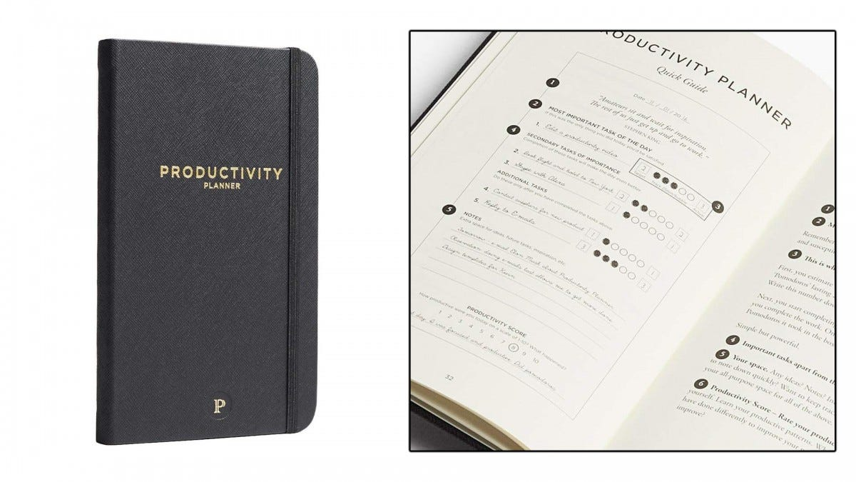The Intelligent Change Productivity Planner