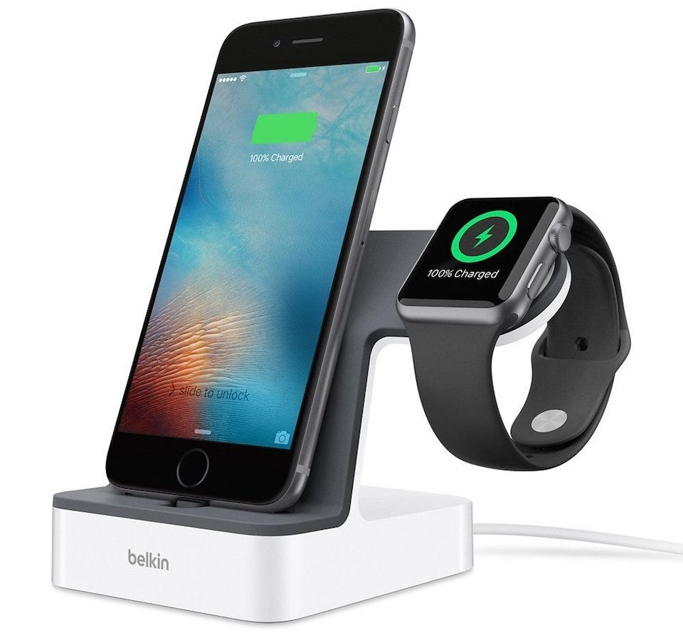 The Best iPhone and Apple Watch Combination Charging Stands