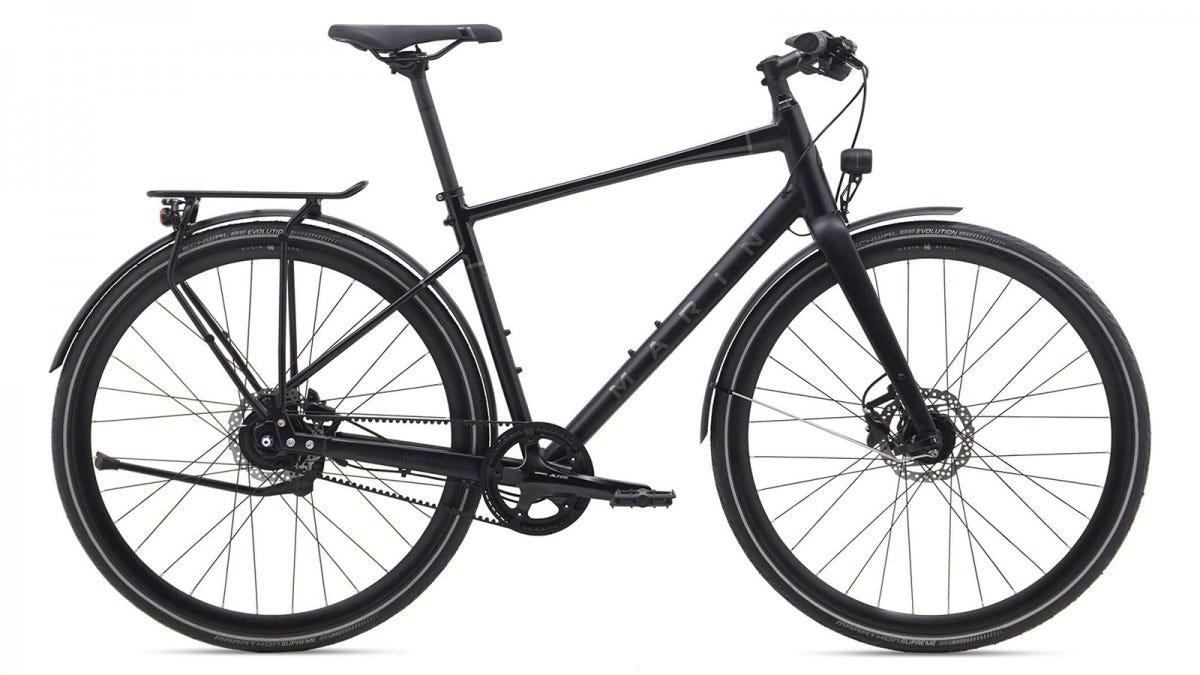 The Marin Presidio bicycle.