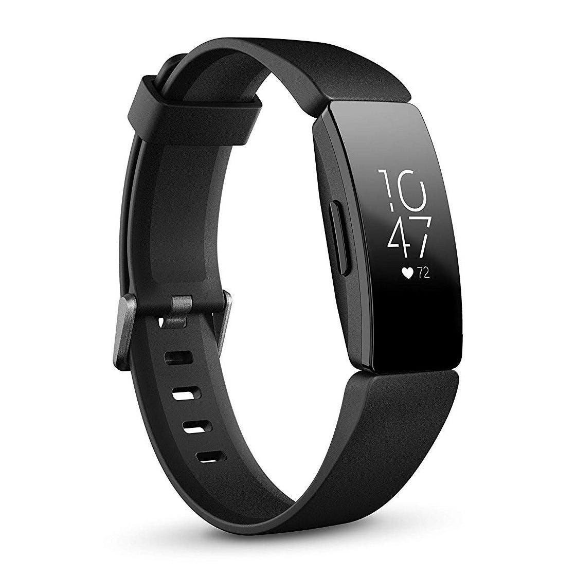 The FitBit Inspire is a simple and inexpensive entry into FitBit's system.