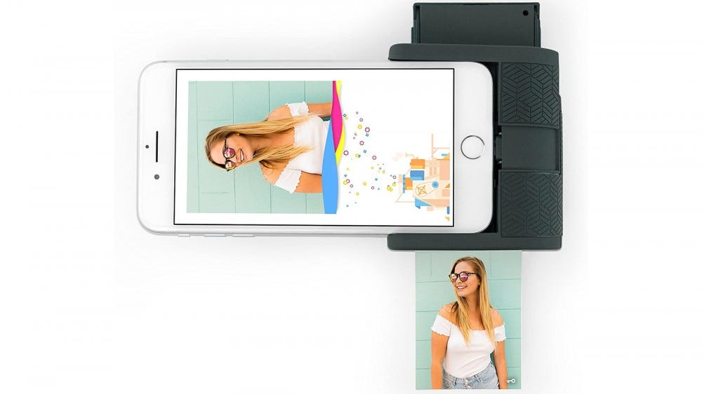 Prynt Pocket best photo printer for iOS iPhone Apple devices