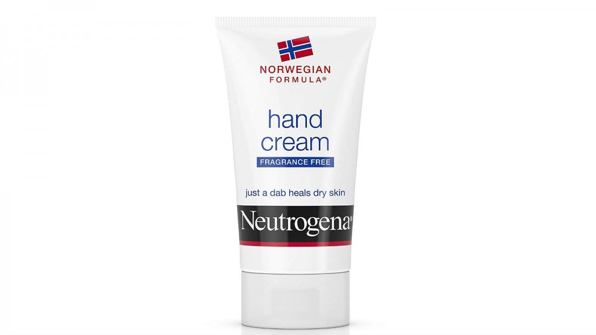 Neutrogena Norwegian Formula Moisturizing Hand Cream