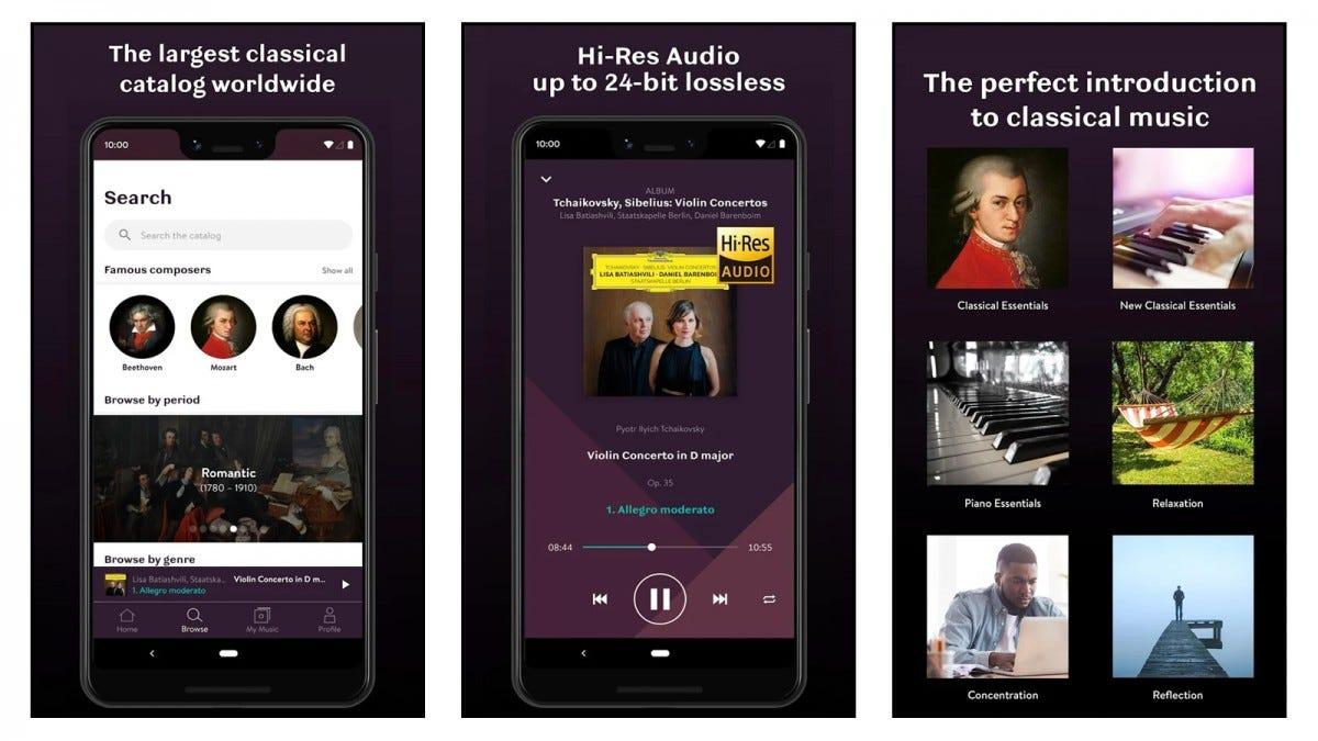 Primephonic App
