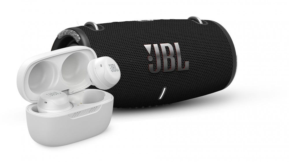 The updated JBL Xtreme 3 and new JBL Club Pro +.