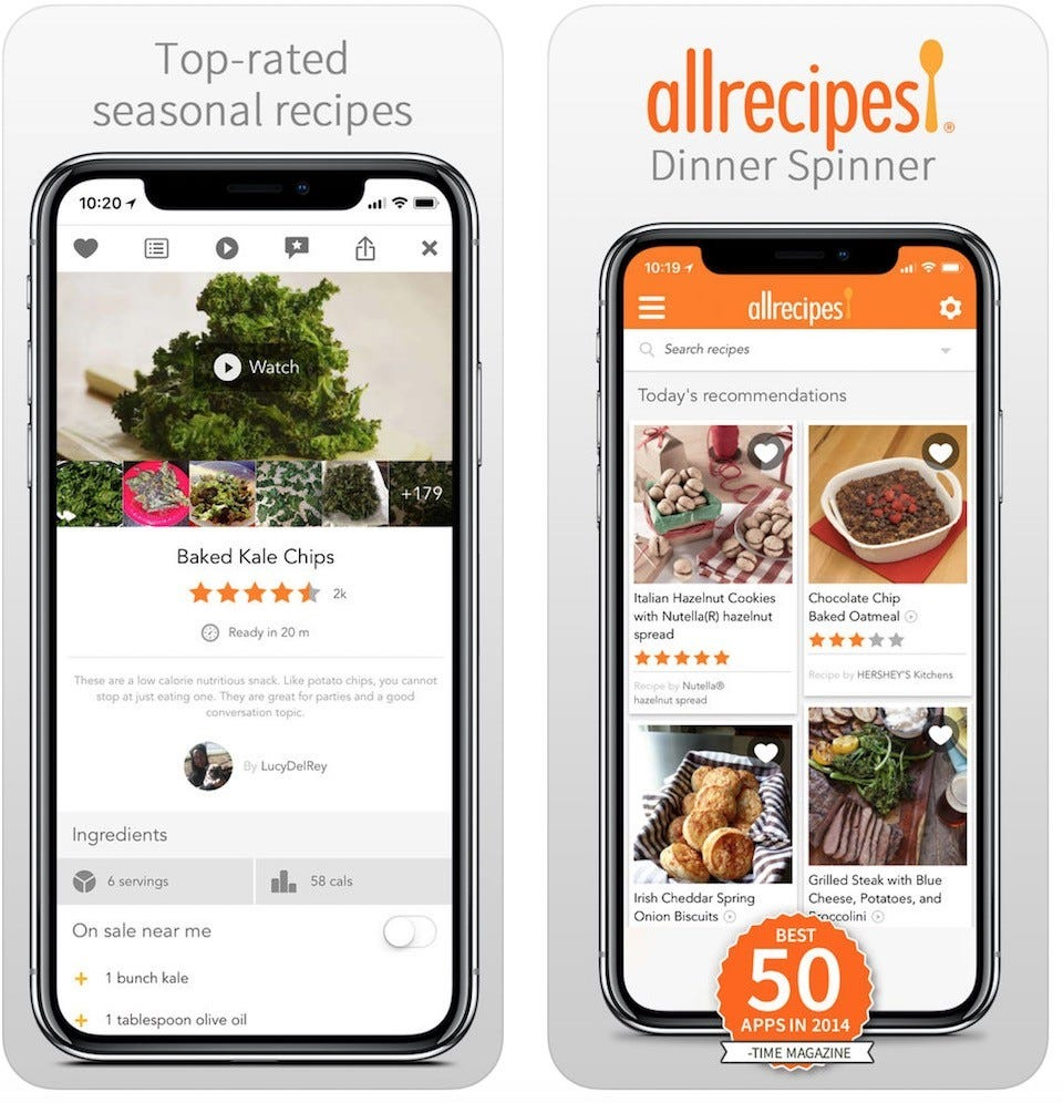 The Best Recipe Apps For Making Tasty Meals – Review Geek