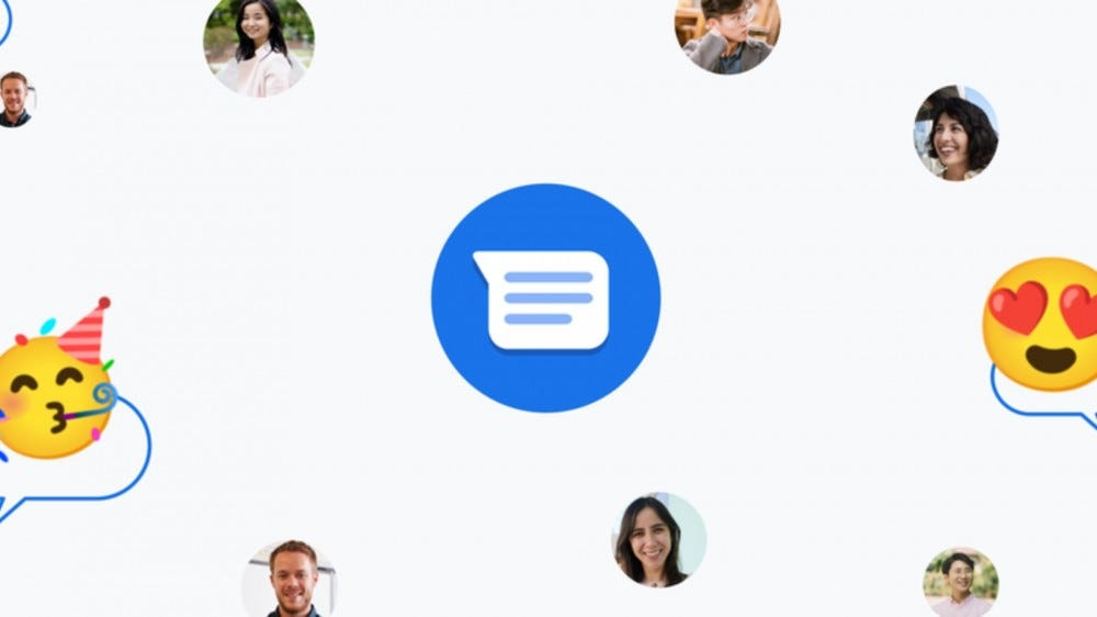 Google RCS messaging