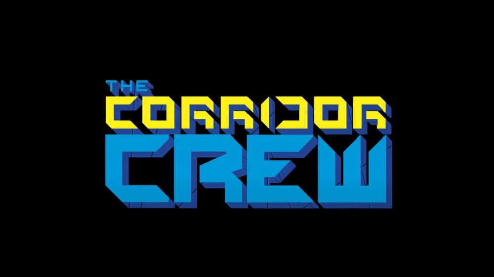 The Corridor Crew on YouTube channel logo