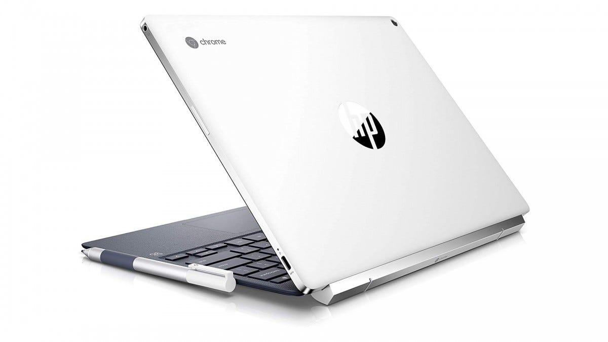 The HP Chromebook X2.