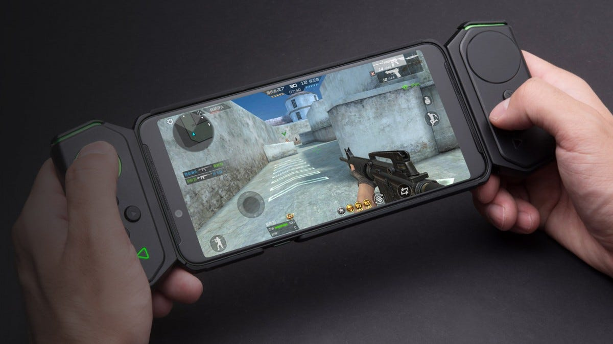 xiaomi, gaming phone, controller, black shark,