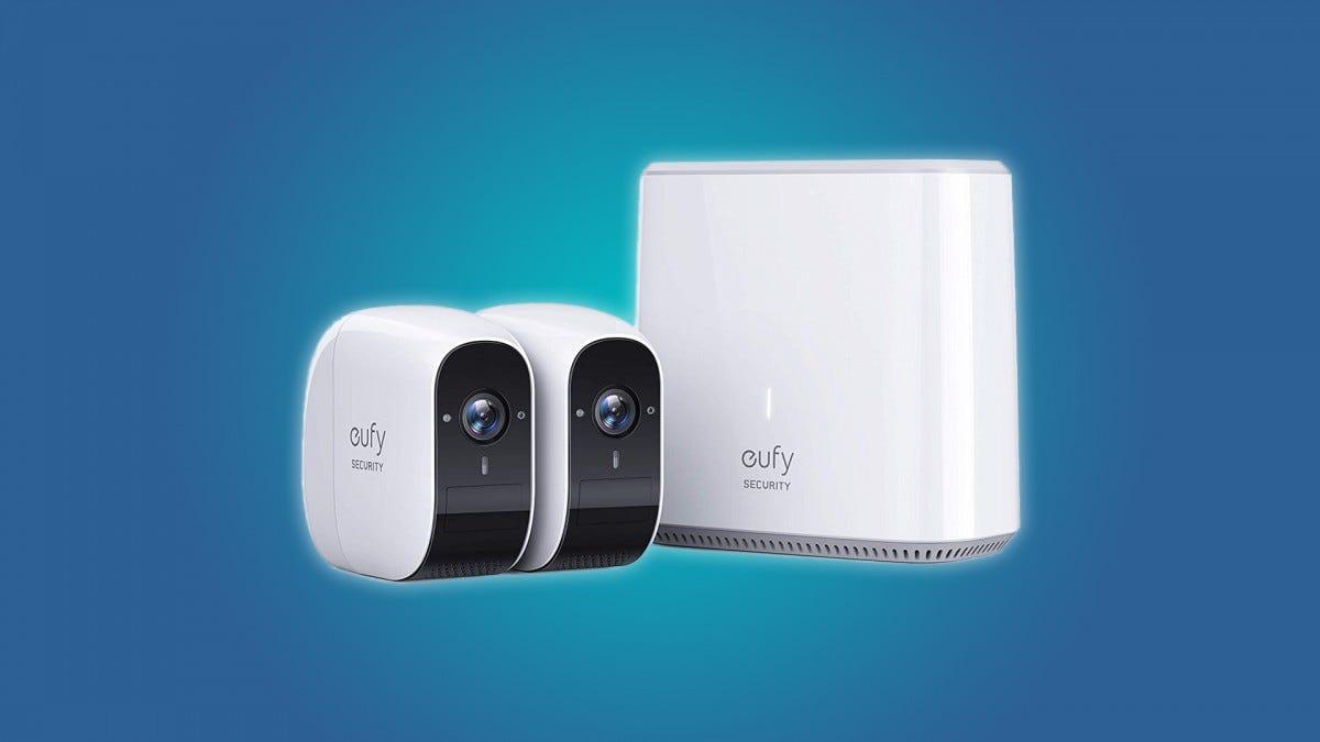 eufy Security Cam System