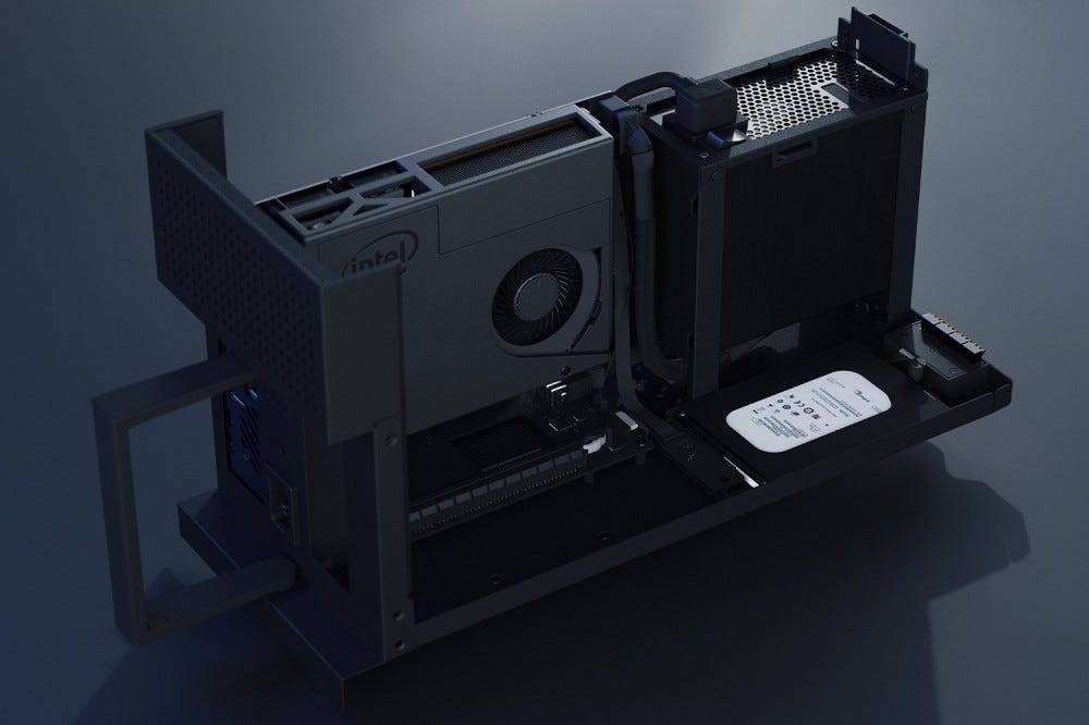 Razer Tomahawk Intel NUC platform