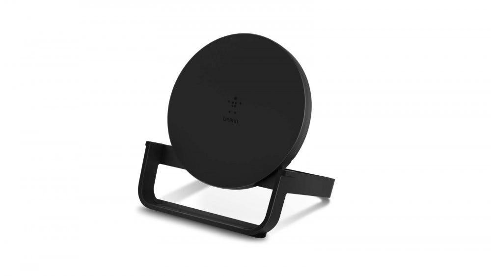 Belkin F7U083ttBLK Wireless Charging Stand