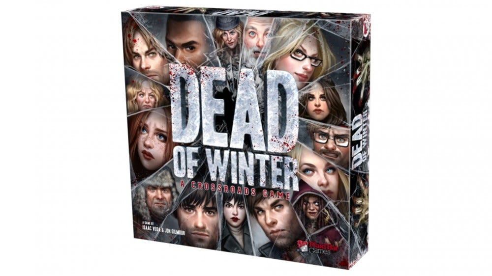 Dead of Winter board game box art
