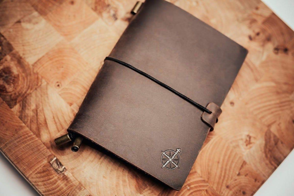 Wanderings pocket notebook