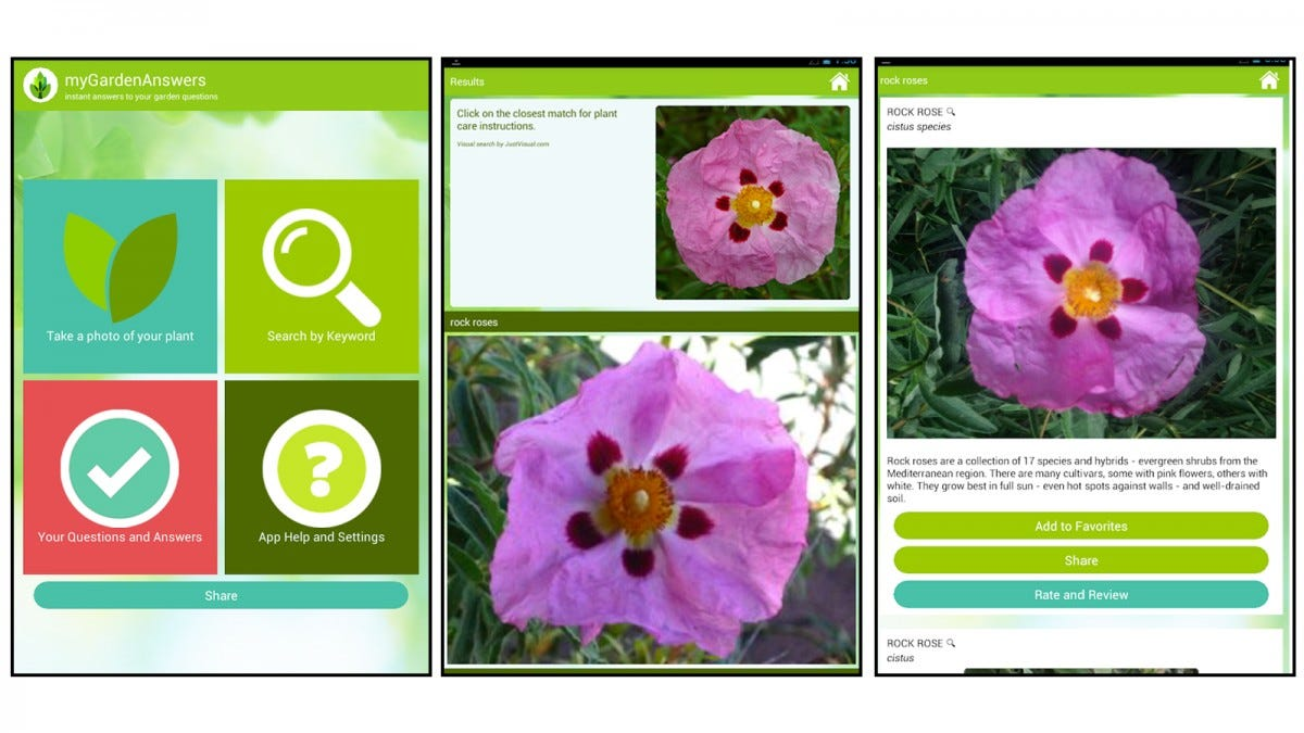 Grow Your Green Thumb With These Gardening Apps Review Geek