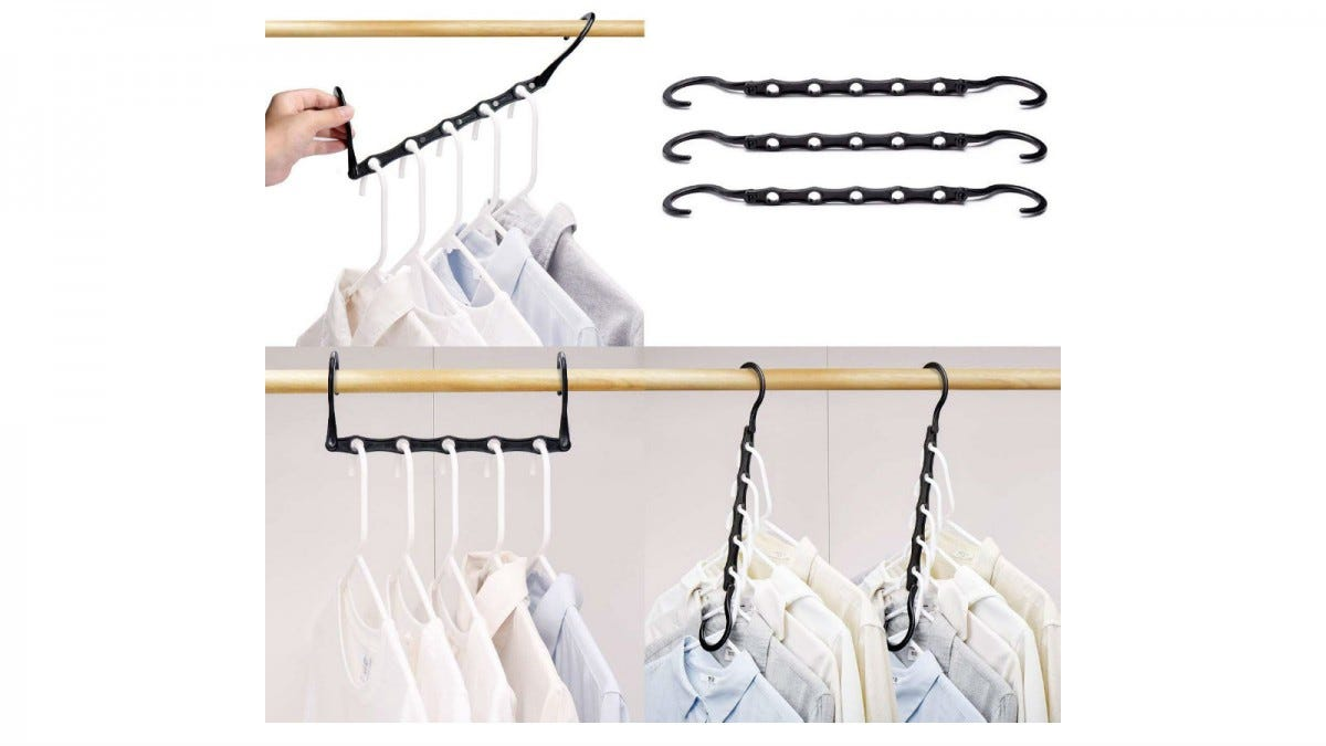 House Day Black Magic Hangers