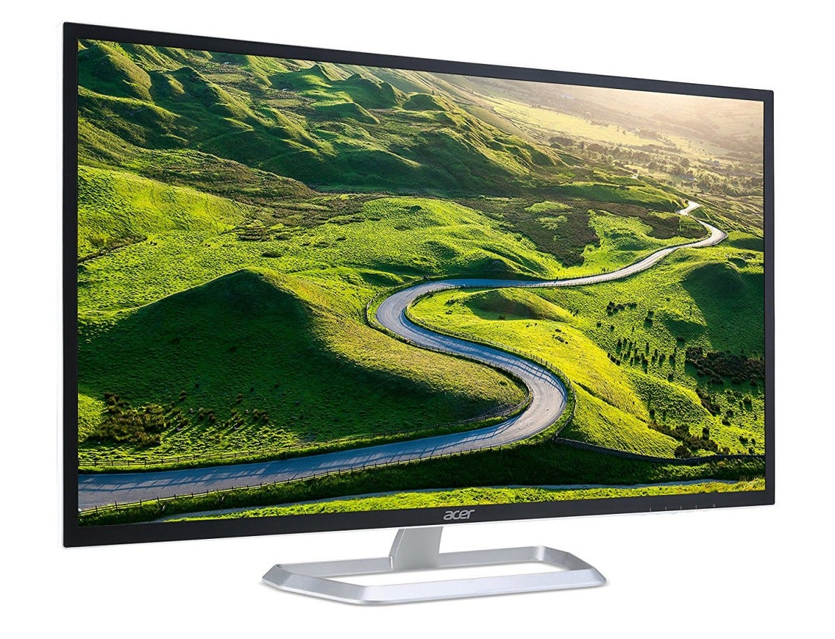 acer, monitor, big monitor, cheap monitor, 32 inch,