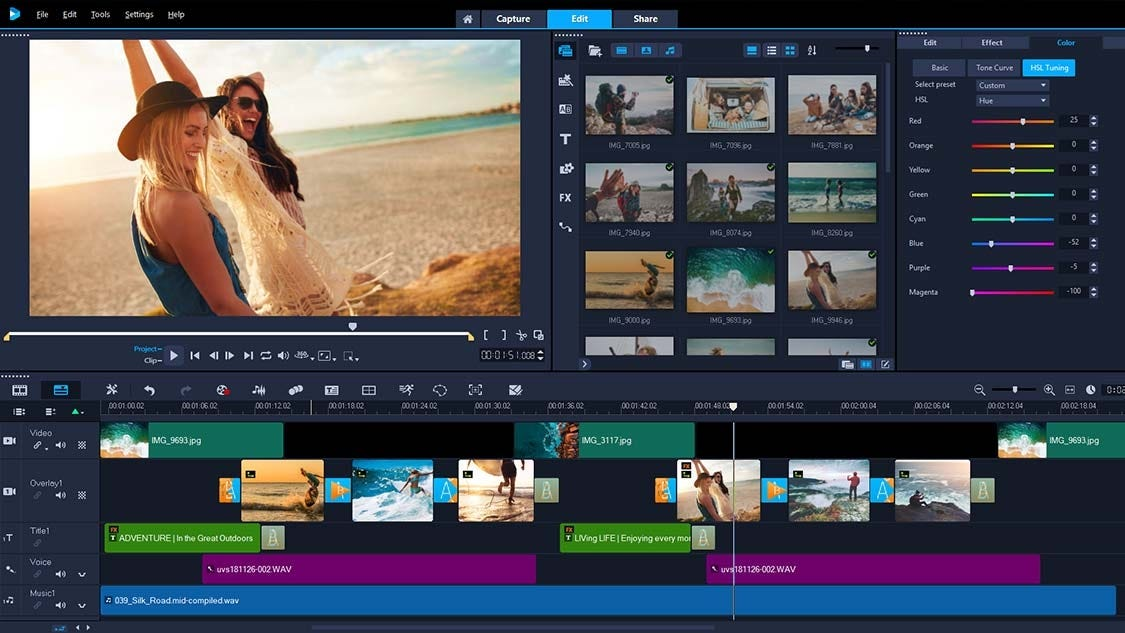 best paid video editing software for windows 10