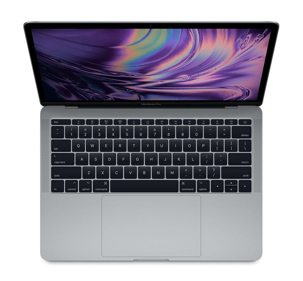 apple, macbook pro, macbook, macbook 13, macbook no touch bar, student, laptop,