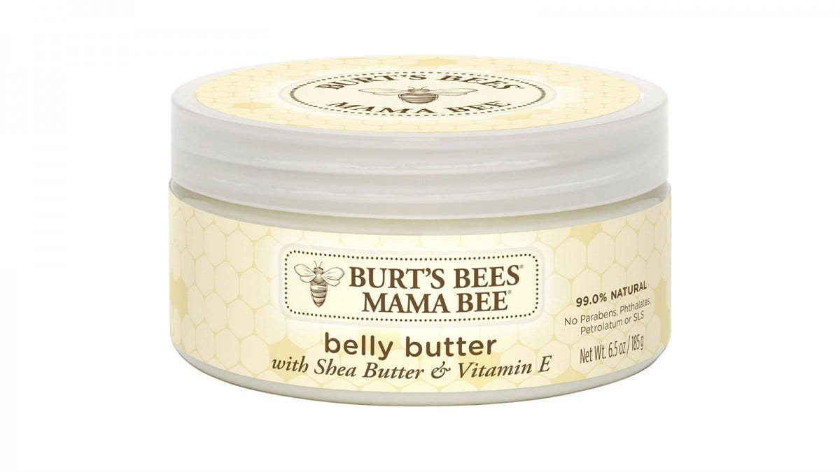 Burt's Bees Mama Bee Stretch Mark Cream