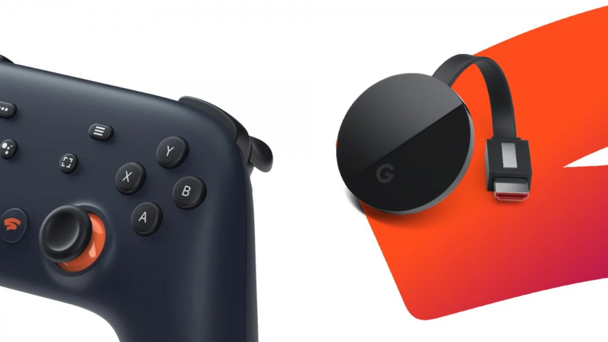 "The ""Founder's Edition"" includes the Stadia Wi-Fi controller and a Chromecast Ultra for $130."