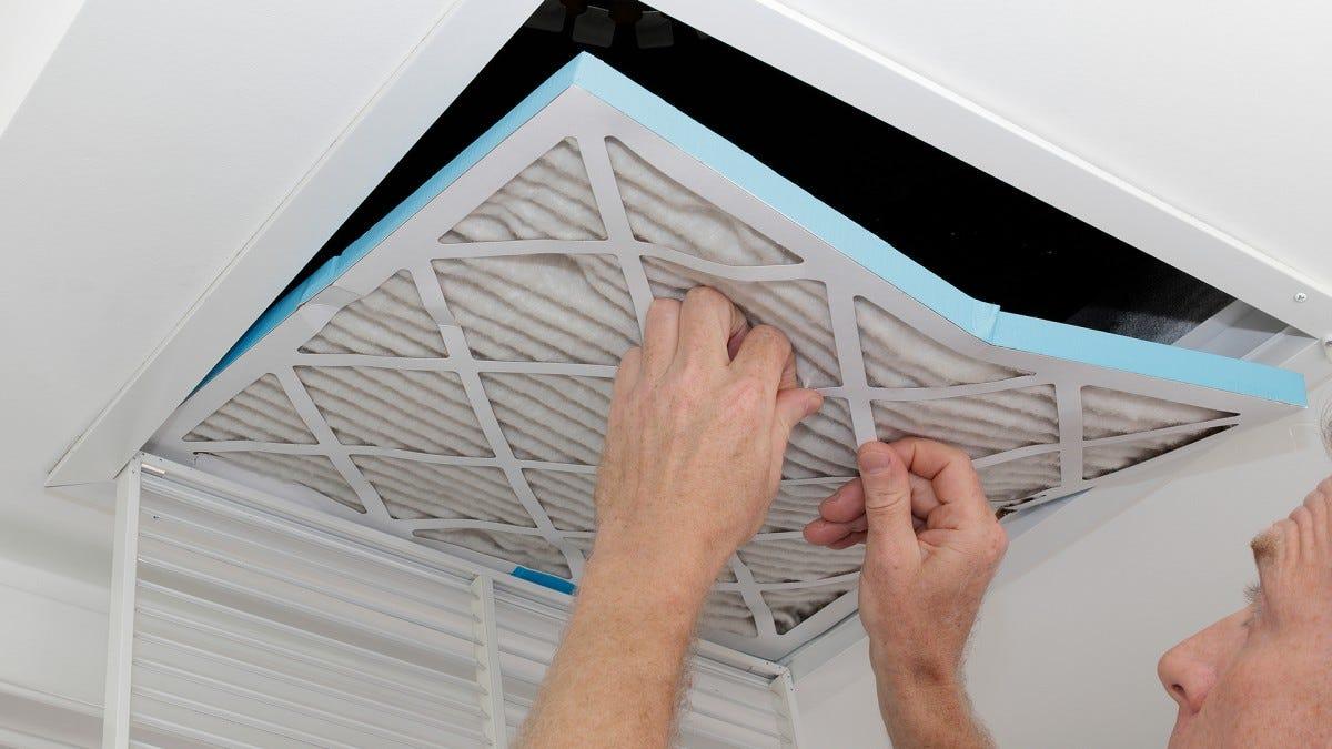 Wussten Sie, dass es intelligente Luftfilter gibt?