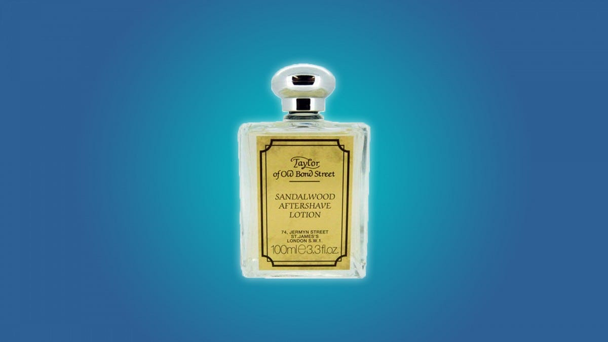 Taylor of Old Bond Street Sandalwood 3.3 oz Aftershave