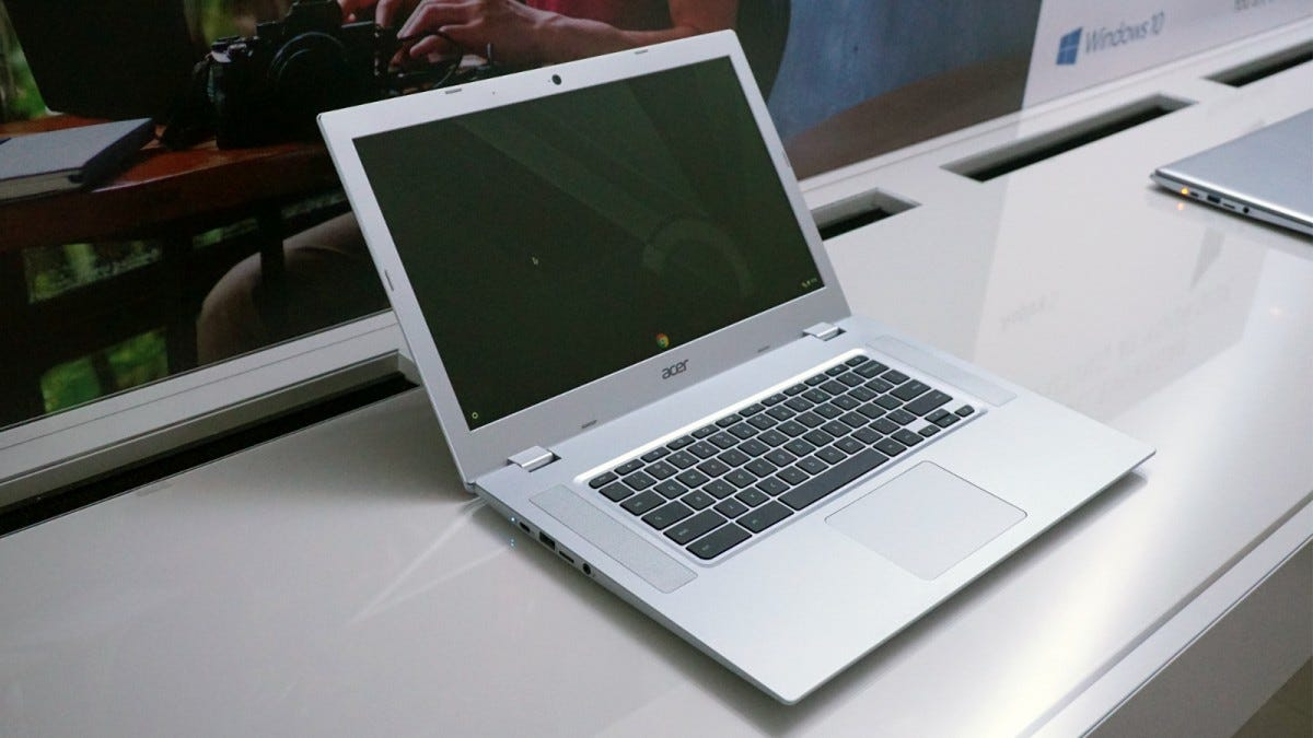 Acer's New Chromebook is Cheap, Big, And One of the First to Run an