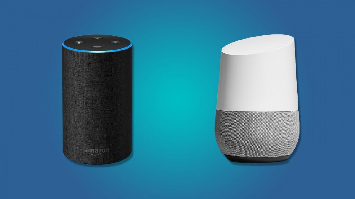 Amazon Echo vs Google Home: Does It Really Matter Which You