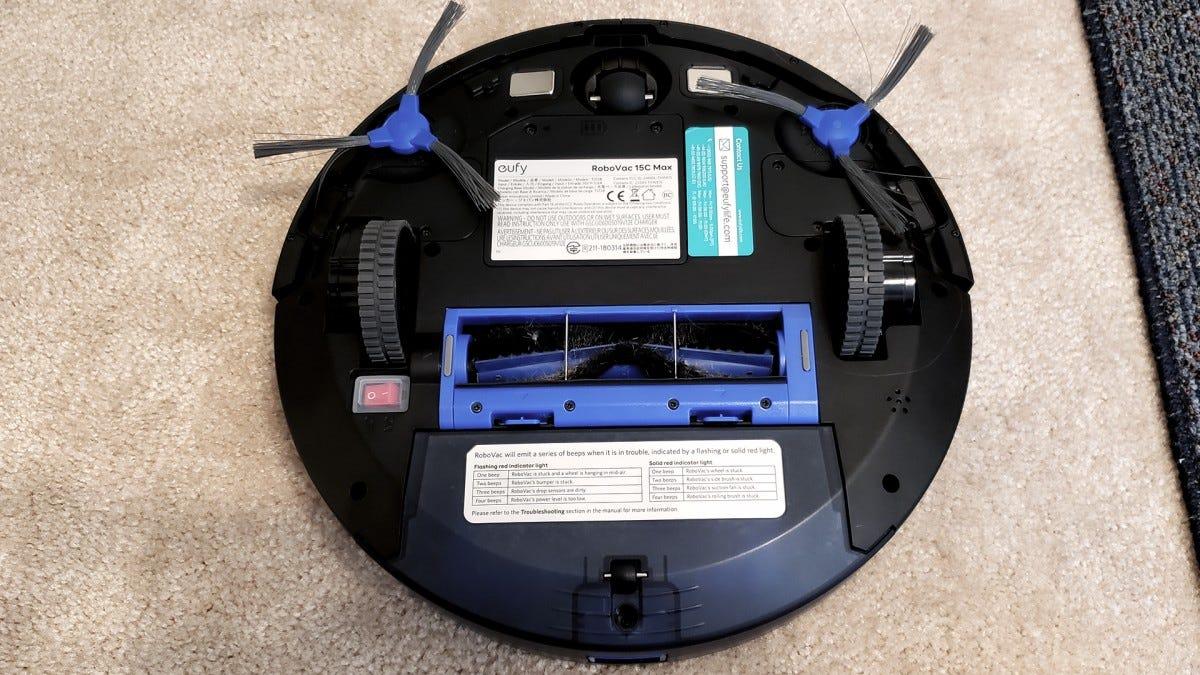 Der RoboVac 15C Max von Eufy ist der RoboVac, den Sie kaufen müssen