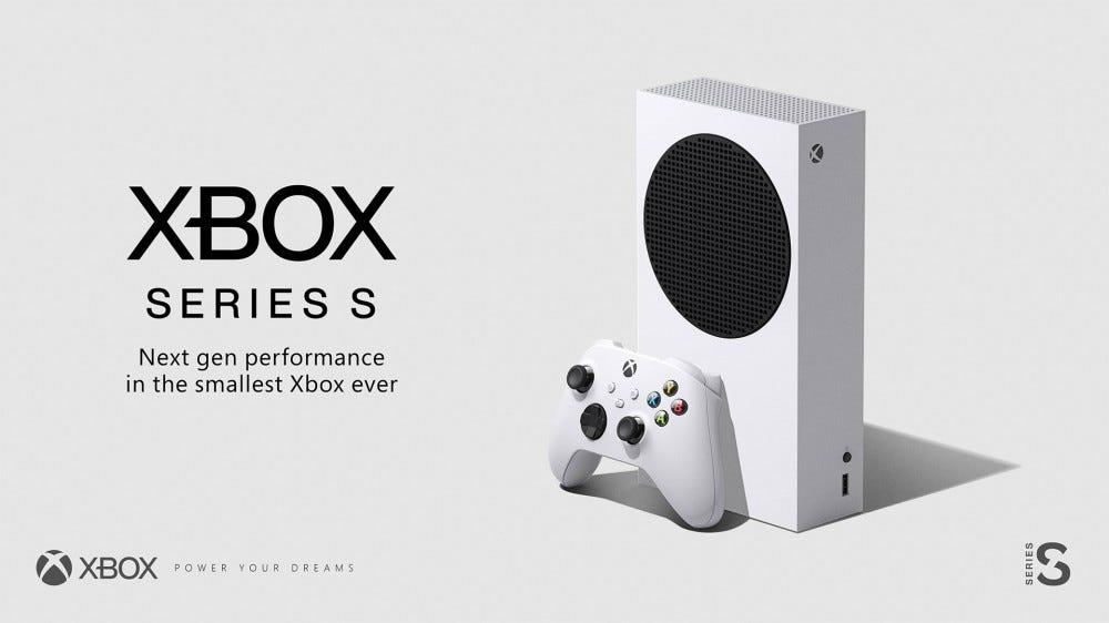 Xbox One Series S