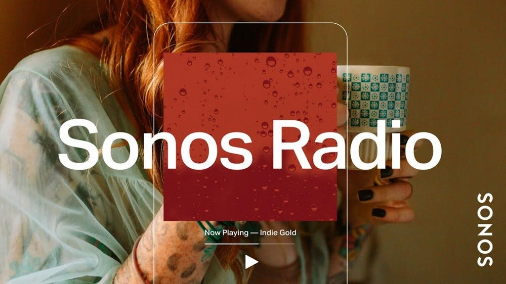 The Sonos Radio logo.