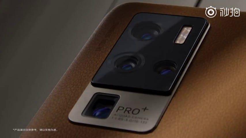 Vivo X50 Pro+ camera sensor