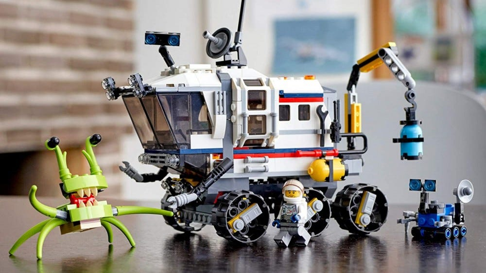 LEGO Space Rover 3in1 Kit