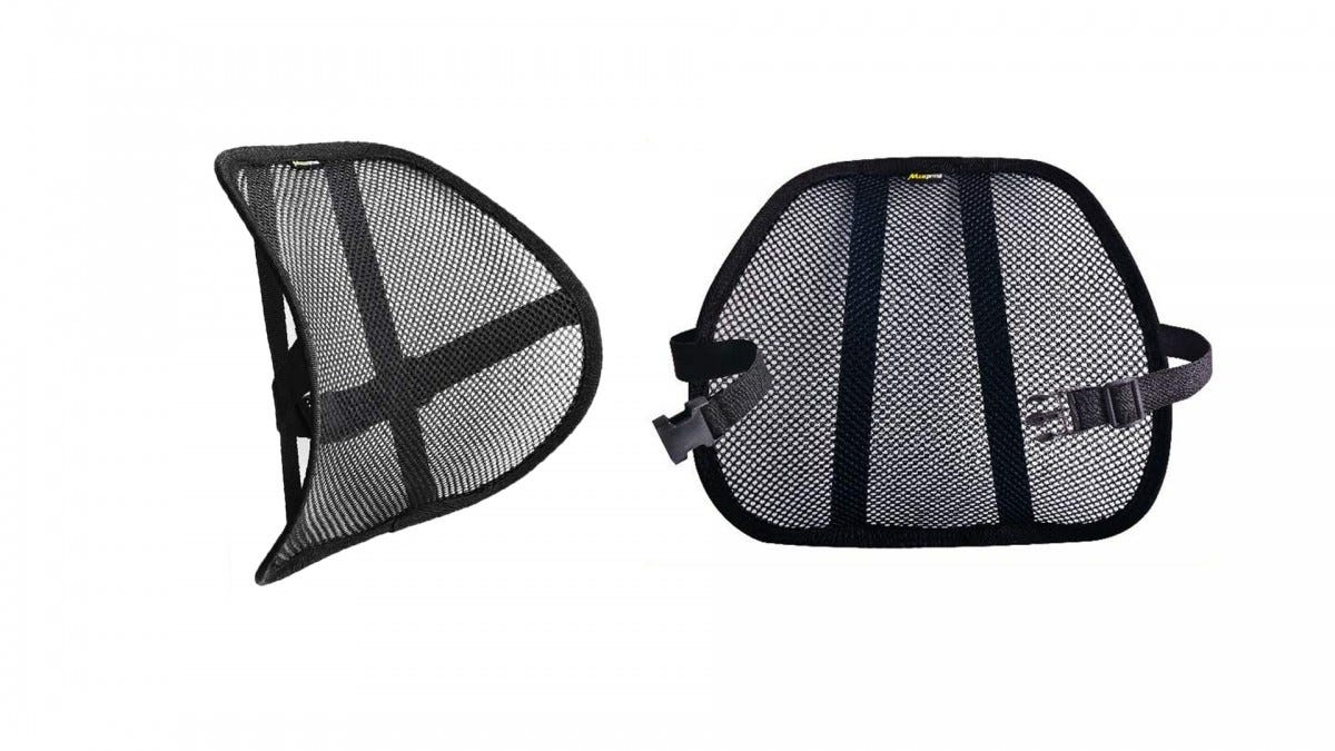 The MAXXPRIME mesh lumbar cushion
