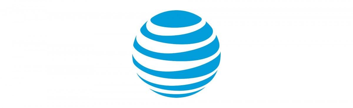 Логотип AT & T