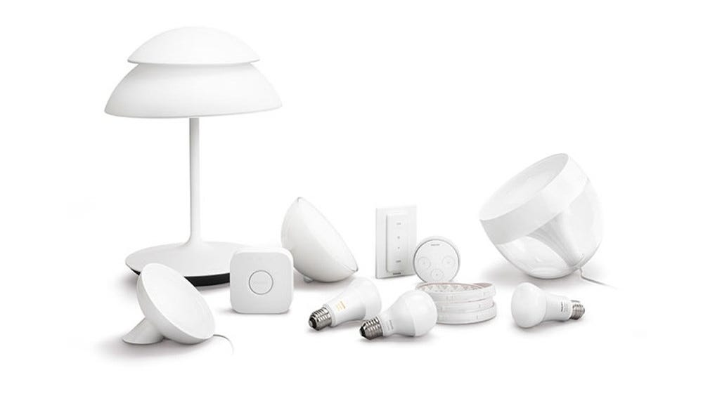 Philips Hue Lights Are the Perfect Smarthome Starter Pack