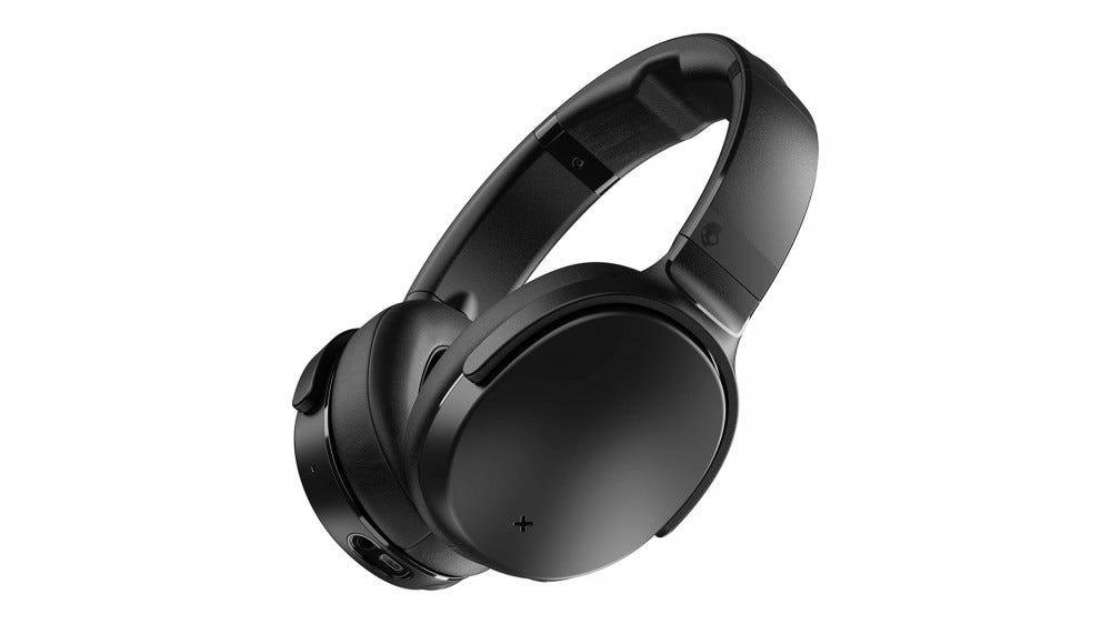 A photo of the Skullcandy Venue ANC headphones.