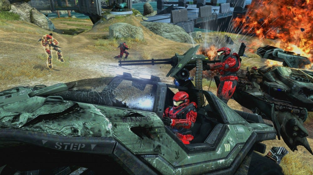 Screenshot for 'HALO: The Master Chief Collection'