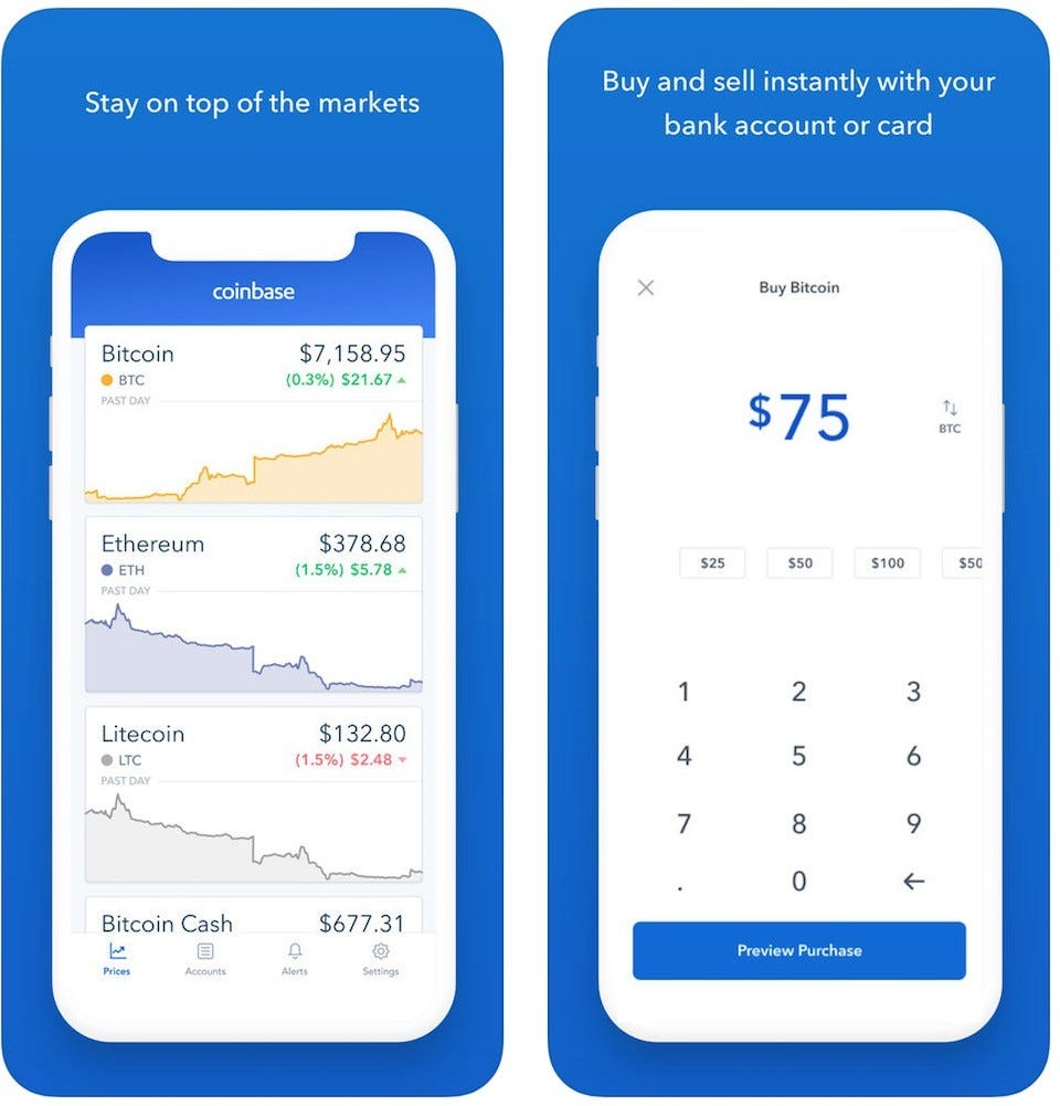 apps to buy cryptocurrency ios