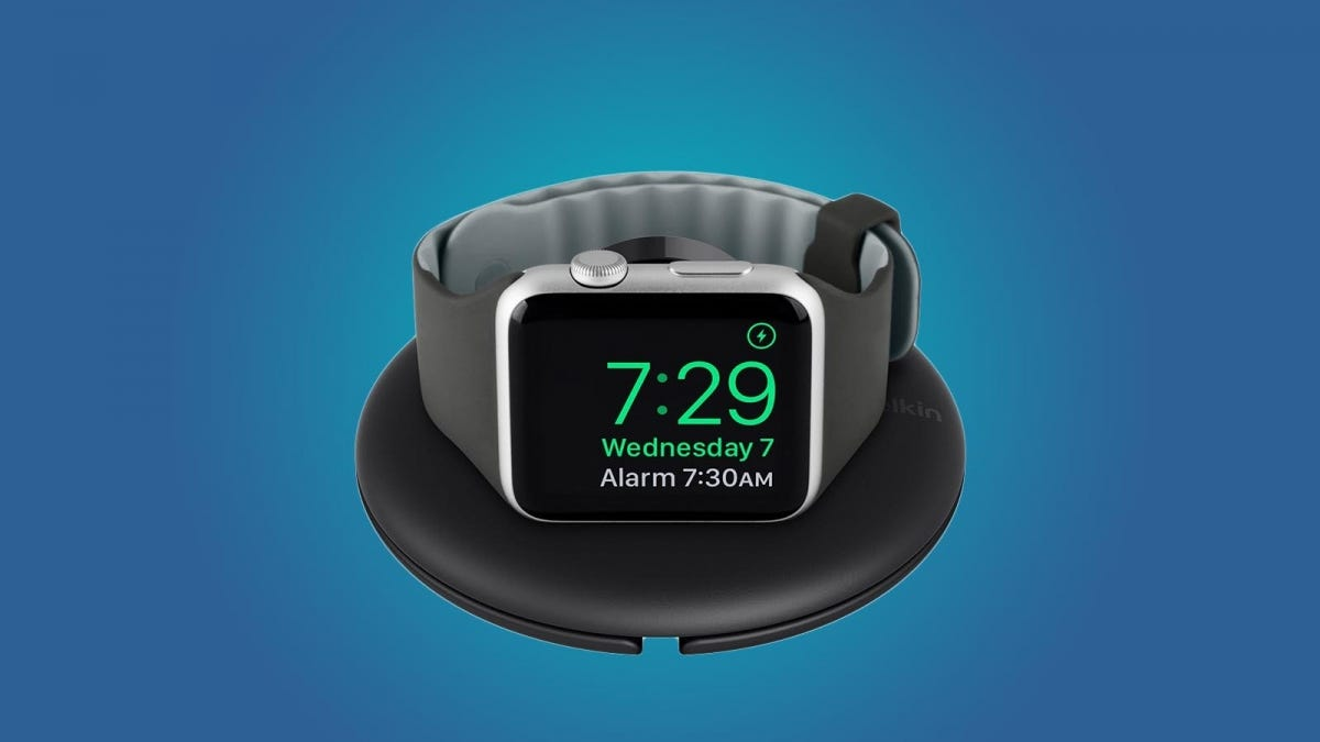 Belkin Apple Watch Travel Stand