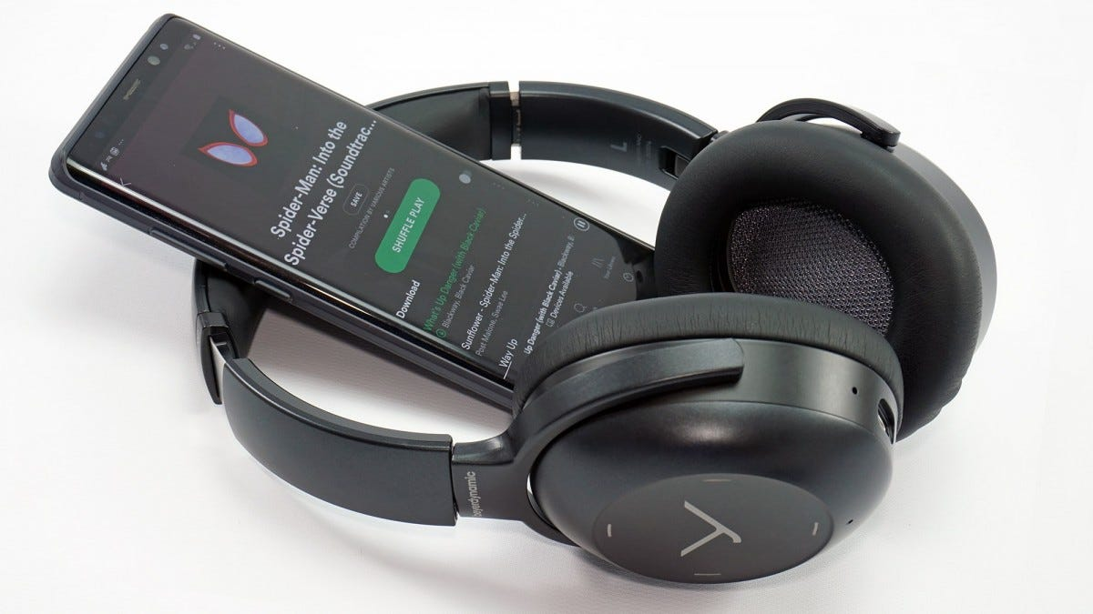 BeyerDynamic's Lagoon headphones are excellent...unless you want the best ANC around.
