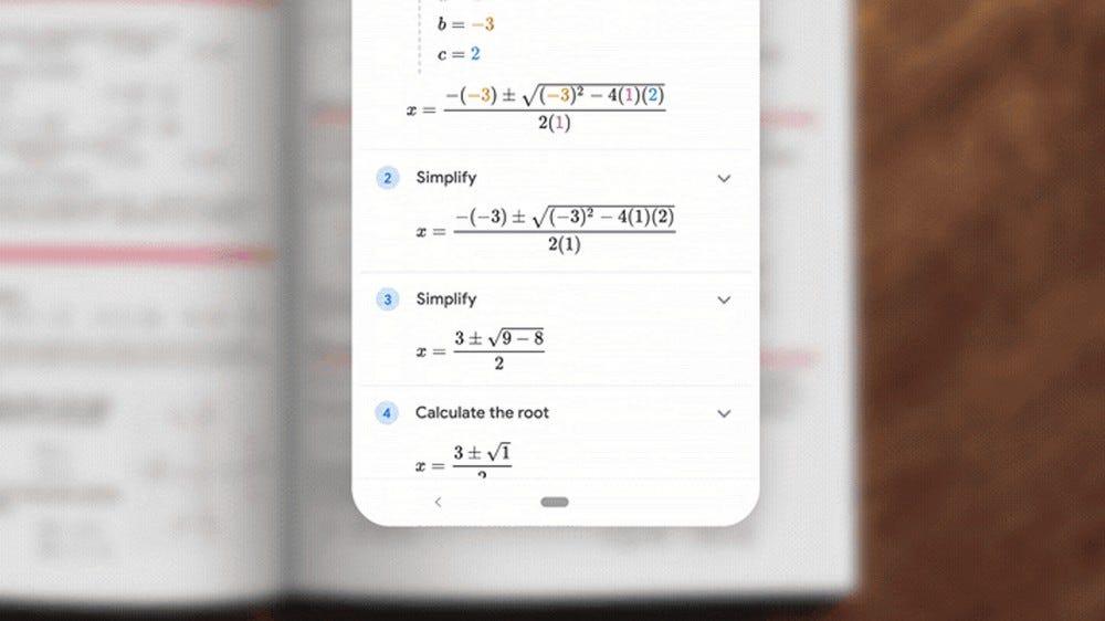 Google homework help